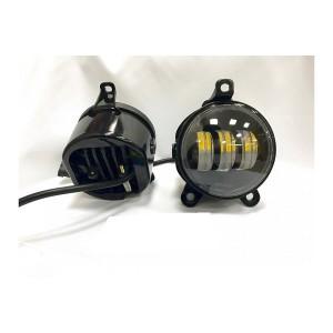 Противотуманная фара 2170 LED с радиатором к-т