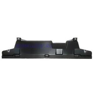 Решетка радиатора 2114 неокрашенная подкапотная рамка внутренняя-верхняя (КАМПЛАСТ)